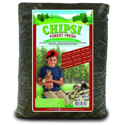 Asternut Chipsi Forest Fresh 30 L