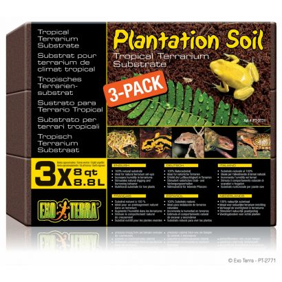 Asternut Plantation Soil - 8,8 L X 3 Buc