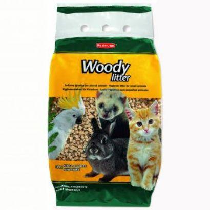 Woody Litter - 10 L