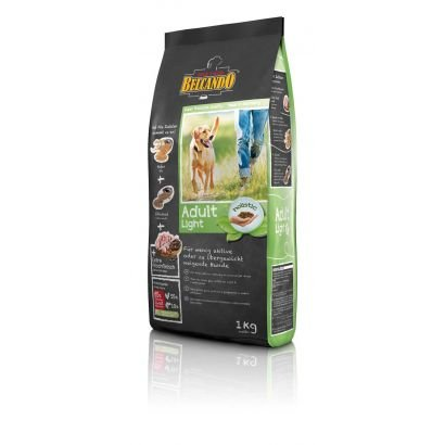 Hrana Caine Belcando Adult Light - 1 Kg