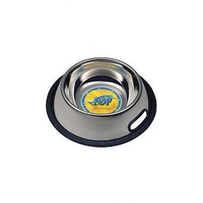 Pet Expert Castron Inox Antiderapant Oblic 24 Oz 0.70 L