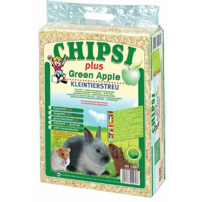 Chipsi Green Apple 60l