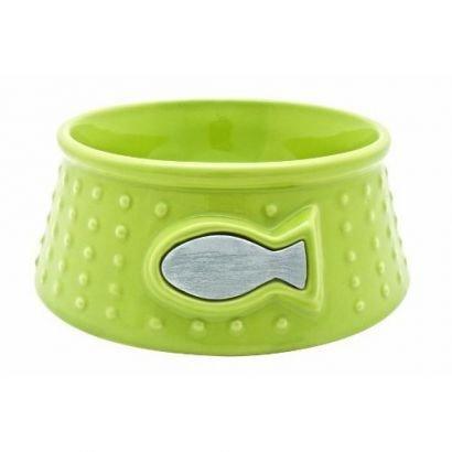 Castron Ceramic Catit S Verde - 200 Ml 50475