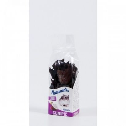 Cunipic Naturaliss Snack Hamster 60 Gr.