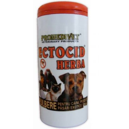 Ectocid Pulbere Herba 50 G