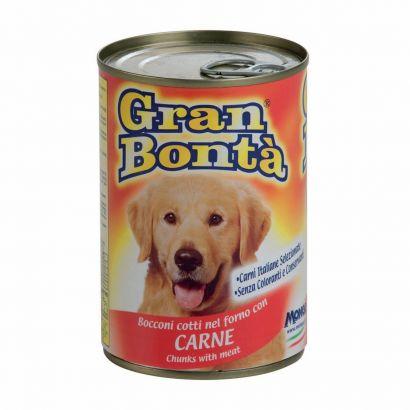 Gran Bonta Dog Cons Carne 1230 Gr