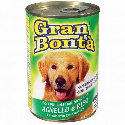 Gran Bonta Dog Cons Miel/orez 1230 Gr