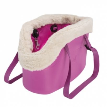 Geanta Transport With-me Winter Pink