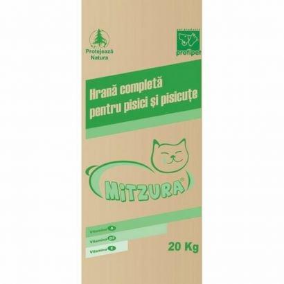 Hrana Pisica Mitzura Peste 20 Kg