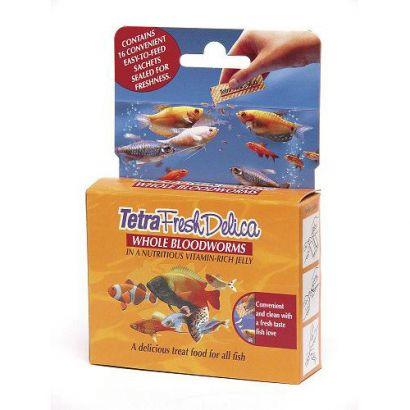 Tetra Delica Bloodworms - 48g