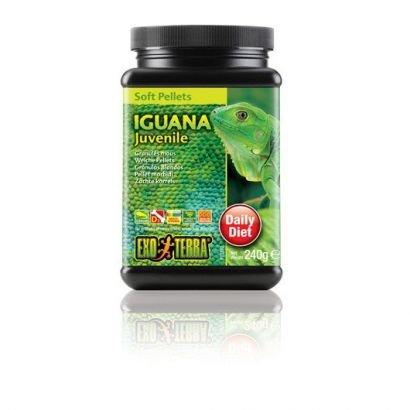 Pelete Soft Exo Terra Iguana Juvenile - 240 G Pt3232
