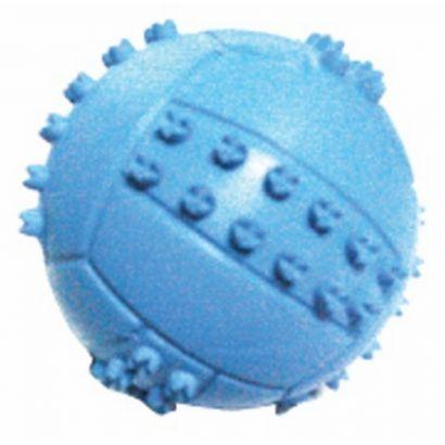 Jucarie Caine Pet Expert Blue Spike Ball Opt63849