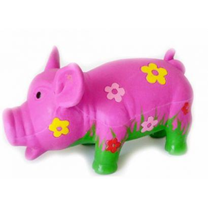 Jucarie Caine Pet Expert Pink Piggy Ntd6090
