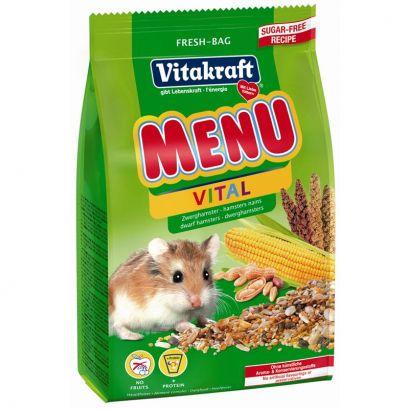 Meniu Hamsteri Pitici Vitakraft 400 G