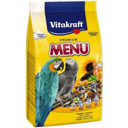 Meniu Papagali Vitakraft 3 Kg