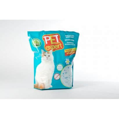 Pet Expert Nisip Silicatic 7.6 L