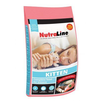 Nutraline Cat Kitten 400 G