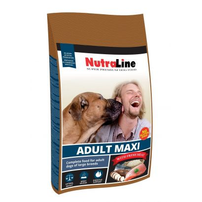 Nutraline Dog Adult Maxi 3 Kg