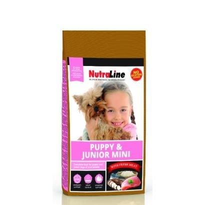 Nutraline Dog Puppy&junior Mini 8 Kg