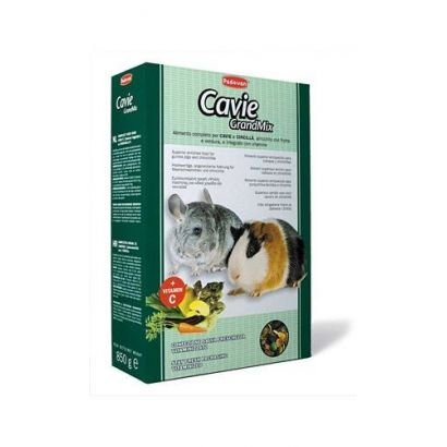 Grandmix Guinea Pig&chinchila - 850 Gr.