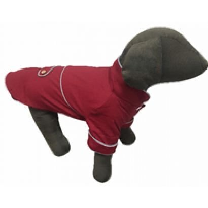 Pet Expert Haina Caine Frock Red L 36 Cm W163075