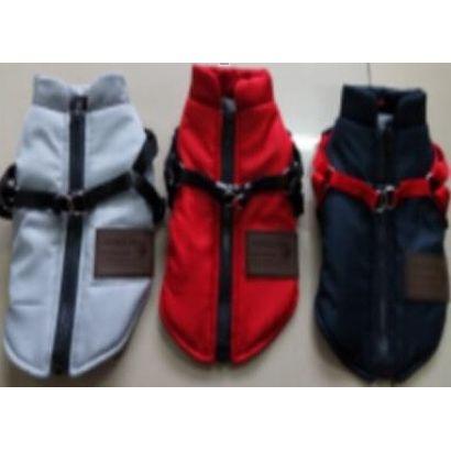 Pet Expert Haina Caine Safe Jacket Black M 31 Cm