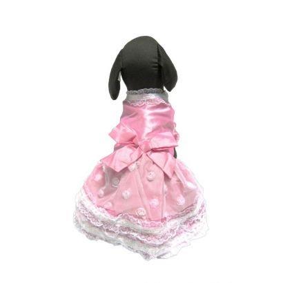Rochie Caine Pet Expert Princess W13064 M 31 Cm