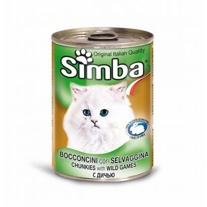 Simba Cat Cons Vanat 415 G