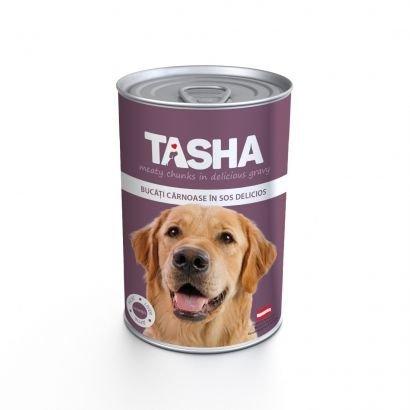 Tasha Dog Conserva Ficat 1240 G