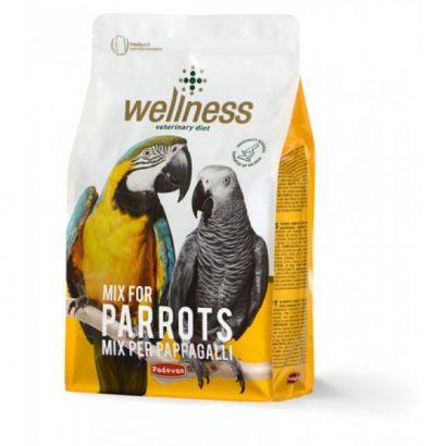 Wellness Papagali - 2.5 Kg