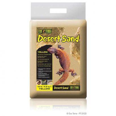 Asternut Desert Sand Galben - 4.5 Kg
