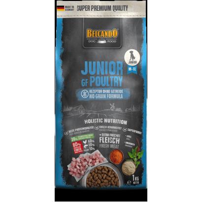 Belcando Junior Grain Free Poultry - 1 Kg