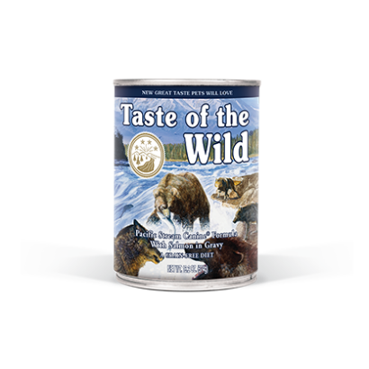 12 x Conserva Taste of the Wild - Pacific Stream 390 gr.