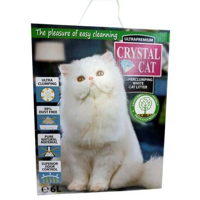 Crystal Cat Bentonita 6 L