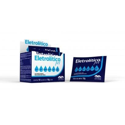 Eletrolitico Pet 10x10 g