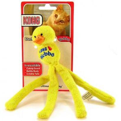 Jucarie Pisica Kong Wubba Duck