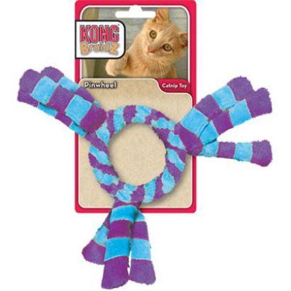 Jucarie Pisica Kong Pinwheel Braidz