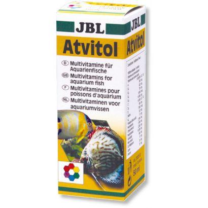 Emulsie de multivitamine JBL Atvitol 50 ml