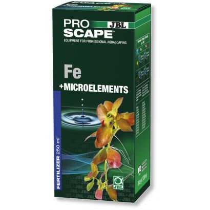 Fertilizant JBL ProScape Fe +Microelements 250ml