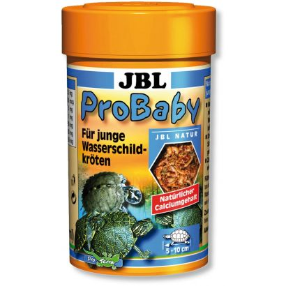 Hrana de crestere JBL ProBaby-Turtle food 100 ml