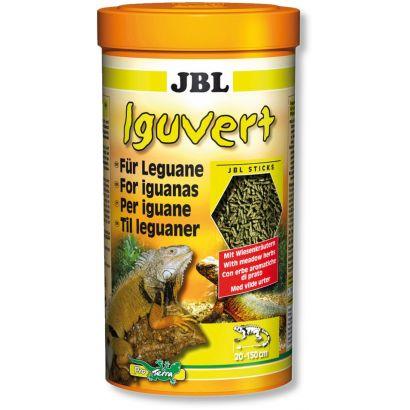 Hrana iguana JBL Iguvert 1 l D/GB