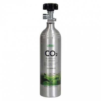 ISTA - Butelie aluminiu CO2 Face Side (iesire laterala) - 1 l Premium