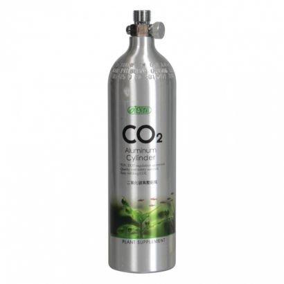 ISTA - Butelie aluminiu CO2 Face Up (iesire in sus) - 3 l