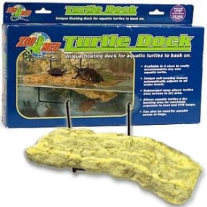 Insula broaste / ZooMed Turtle Dock S