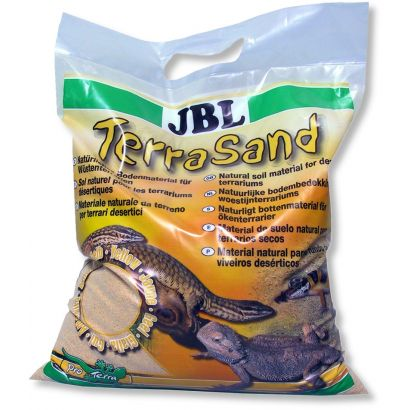 JBL TerraSand natur-yellow 7,5 kg