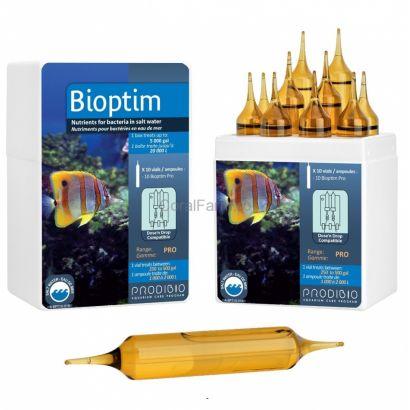 Prodibio Bioptim Pro/ 10 fiole /ptr. acvarii peste 1000L
