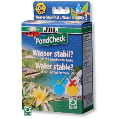 Test apa JBL PondCheck