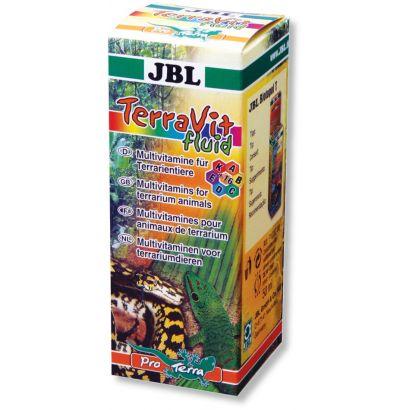 Vitamine JBL TerraVit fluid 50 ml