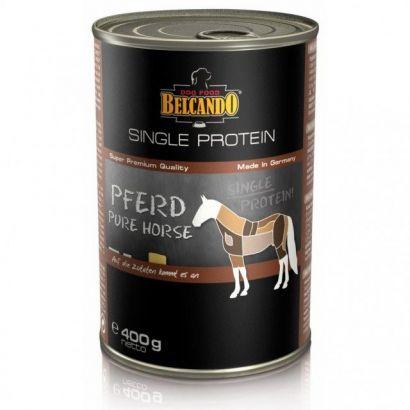 Conserva Caine Belcando Single Protein Cal - 400 Gr
