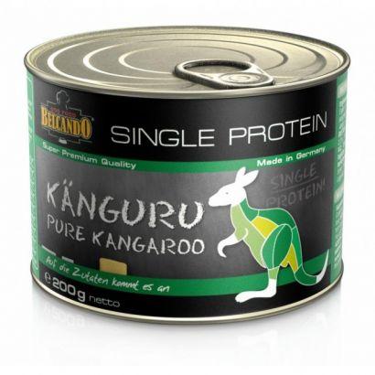 Conserva Caine Belcando Single Protein Cangur - 200 Gr